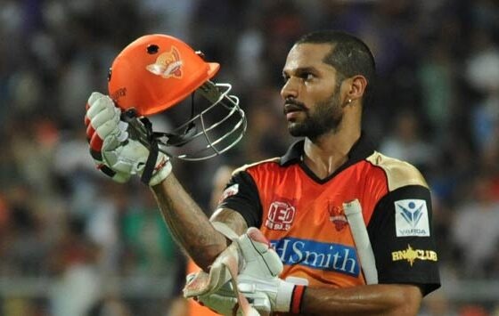IPL 2017: Shikhar Dhawan Keeps His Word, Shines for Hyderabad